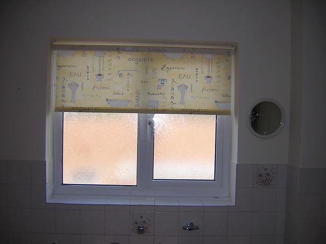 Bathroom Roller Blinds Bathroom Blind