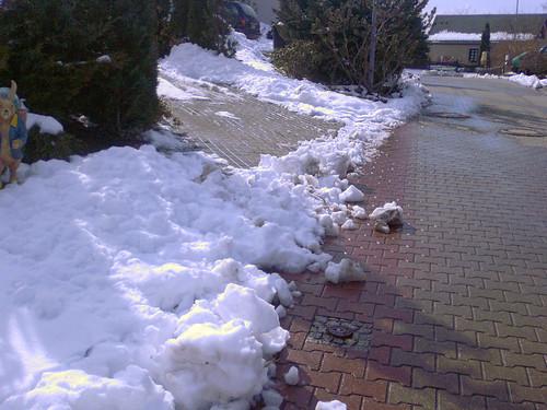 Snow Doorway