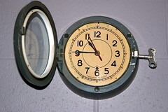 Cold War Clock by Flickr user ckaiserca