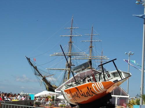 Trapani, maxi sequestro nel porto dell'America's Cup$