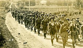 A World War 1 Story, Part 6. Hutt Valley, Wellington, New Zealand, 14 April 1916
