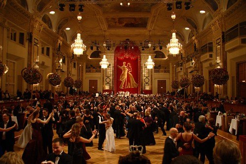 Main Ball Hall