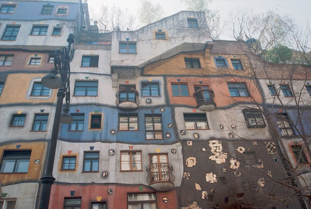 Hundertwasser Architecture Flickr Photo Sharing