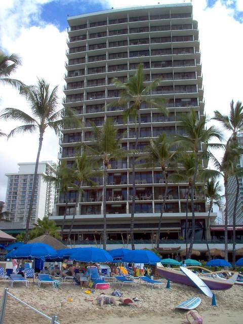 Outrigger Waikiki Beach Resort Rooms