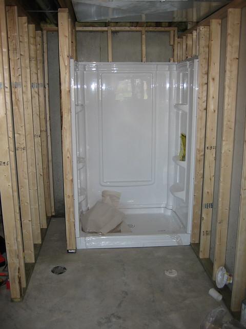 basement shower flickr photo sharing