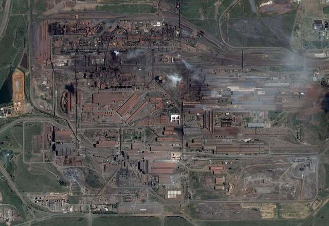 Vanderbijlpark Steelworks Arcelormittal South Africa