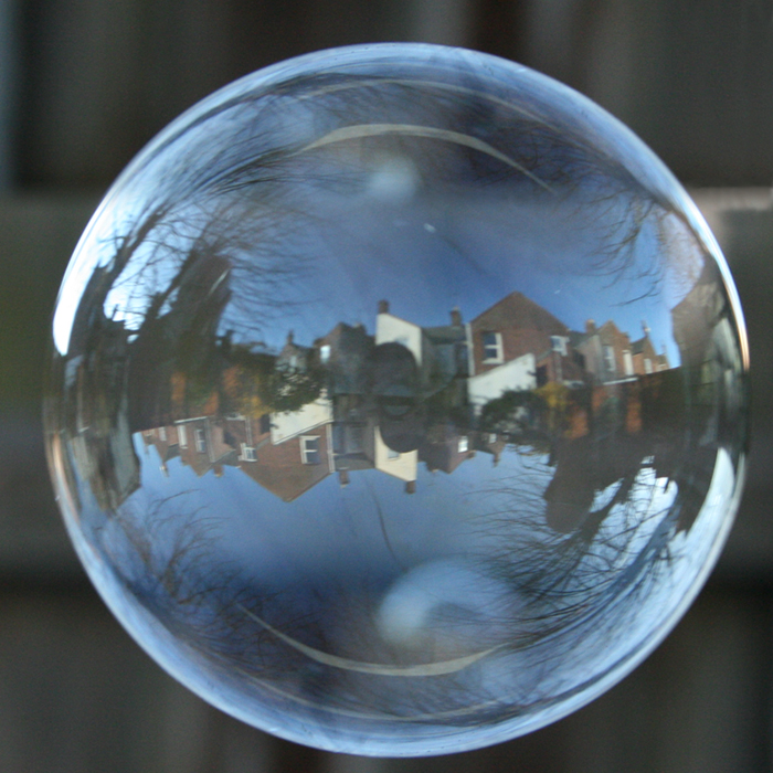 Reflective Bubble