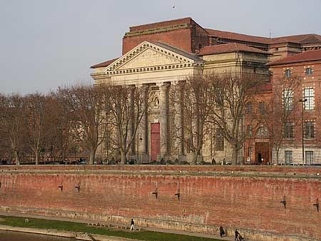 Ma ville rose janvier 2005 - Portes ouvertes beaux arts toulouse ...