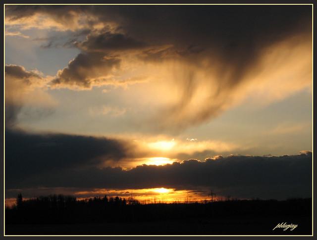 Wonderous Sky....
