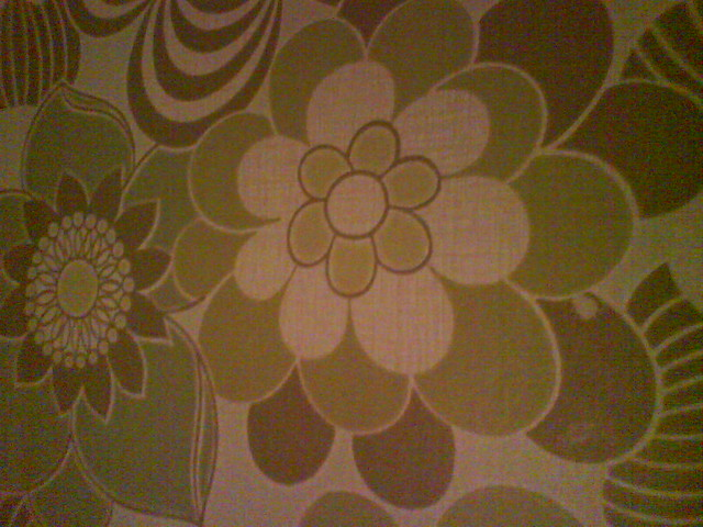 Wallpaper from the 50`s