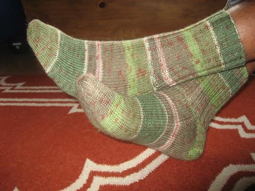 Step socks 2