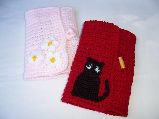 CROCHET HOOK HOLDERS   Crochet For Beginners