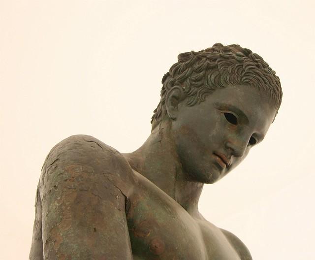 Apoxyomenos Lysippos