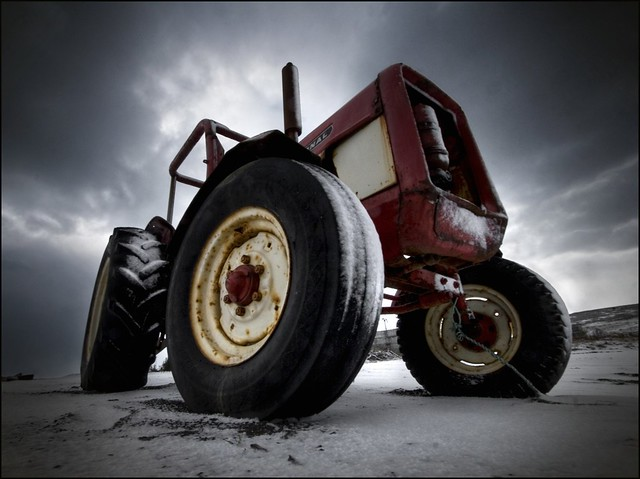 International tractor ...