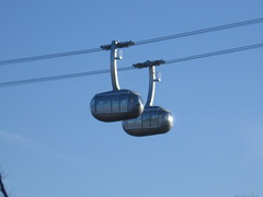 trams together