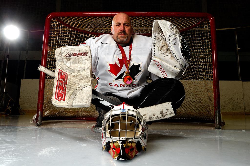 Adult safe hockey league