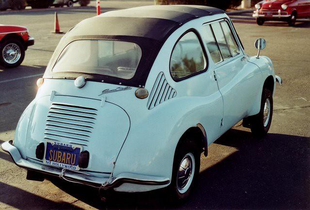 Subaru 450 Maia