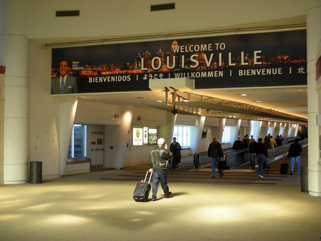Louisville International Airport Car Rental