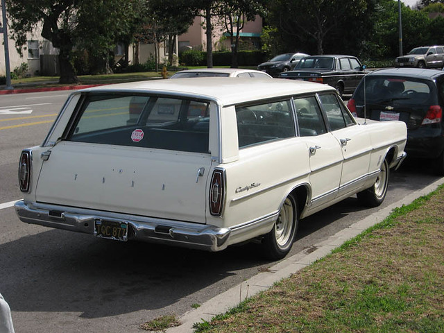1967 ford country sedan rear 3q ford was late to jump on. Black Bedroom Furniture Sets. Home Design Ideas