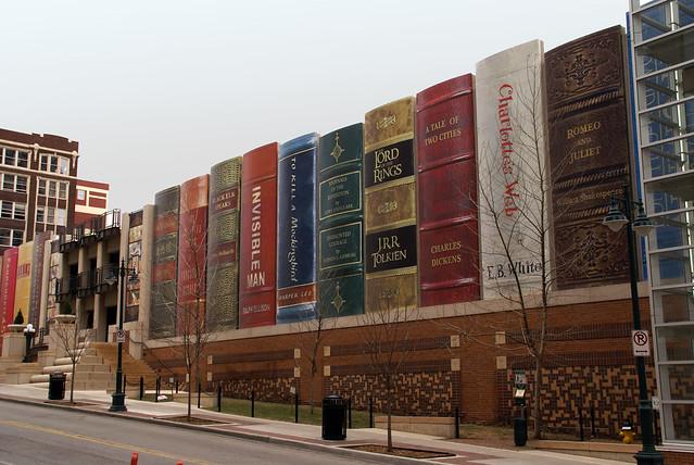 Library Parking Garage