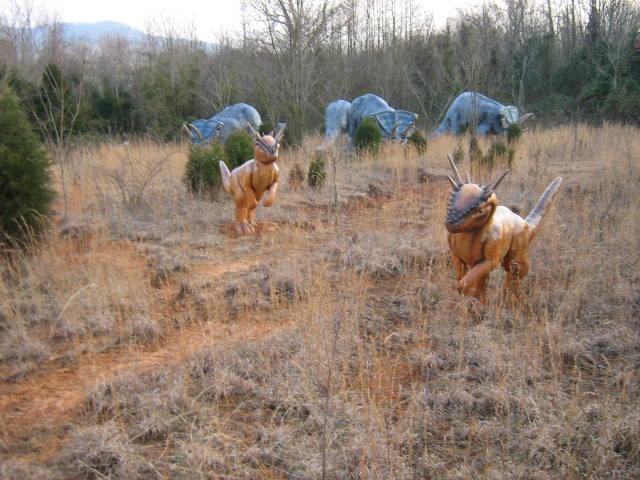 Dinosaur World Ky 4 Explore Red Clover 39 S Photos On