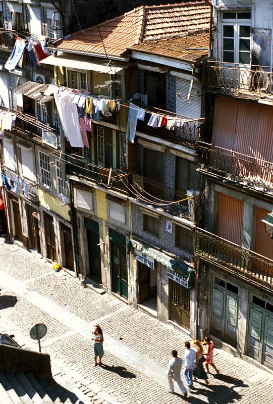 Porto road