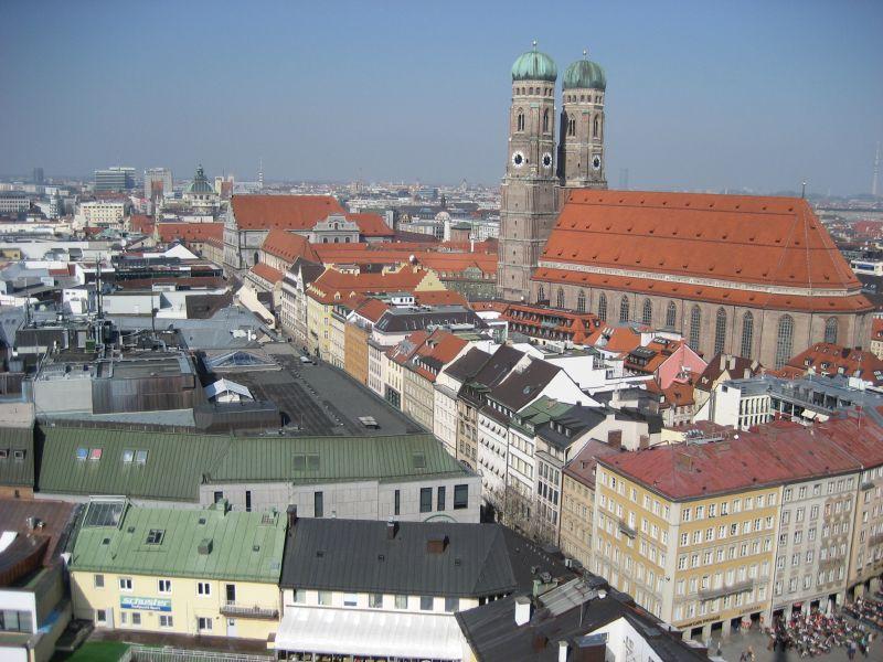 Cosa di vedere a Monaco di Baviera