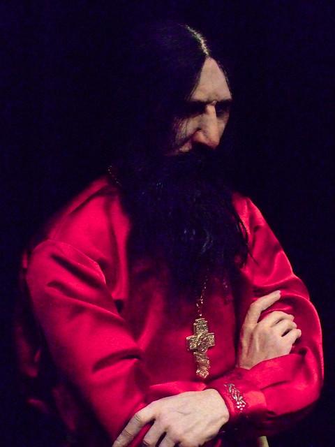 historical portrait figure of rasputin by artisthistorian