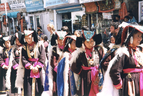 Ladakh Festival, Leh, Jammu and Kashmir, India