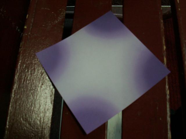 Flickriver photoset 39 origami pattern fleur de lys 39 by rosefirerising - Origami fleur de lys ...