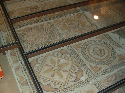 Villa romana de Santa Lucía - Mosaico 5