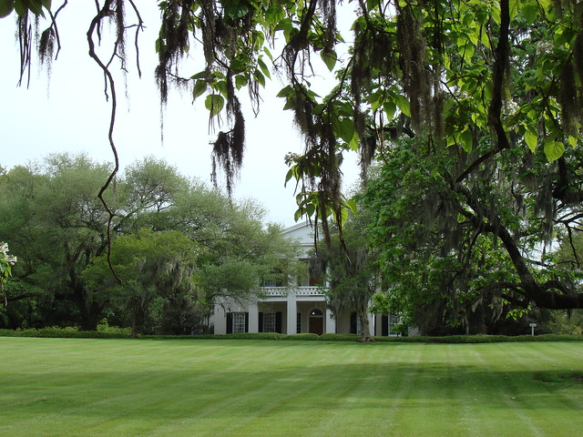 Monmouth Plantation (1818), Natchez MS