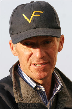 Michael Matz{trainer of Barbaro}