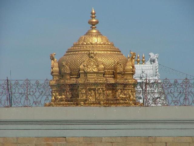 1. Tirumala Venkateswara Temple