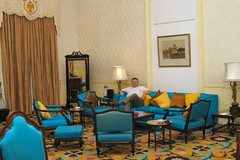 Lalitha Mahal Palace viceroy suite
