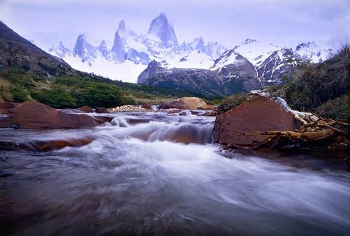 Cerro Fitz Roy, Argentina/Chile