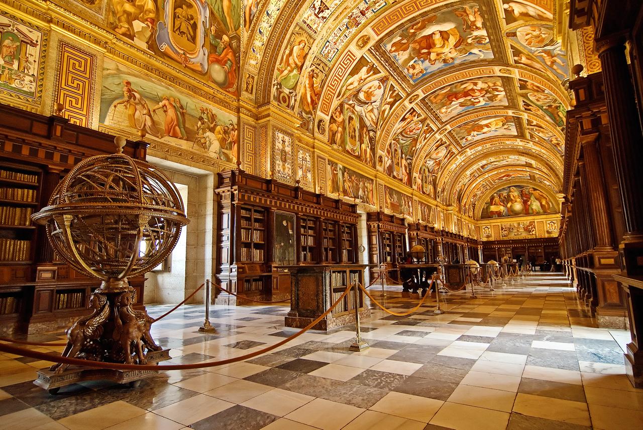 Real Biblioteca del Monasterio del Escorial