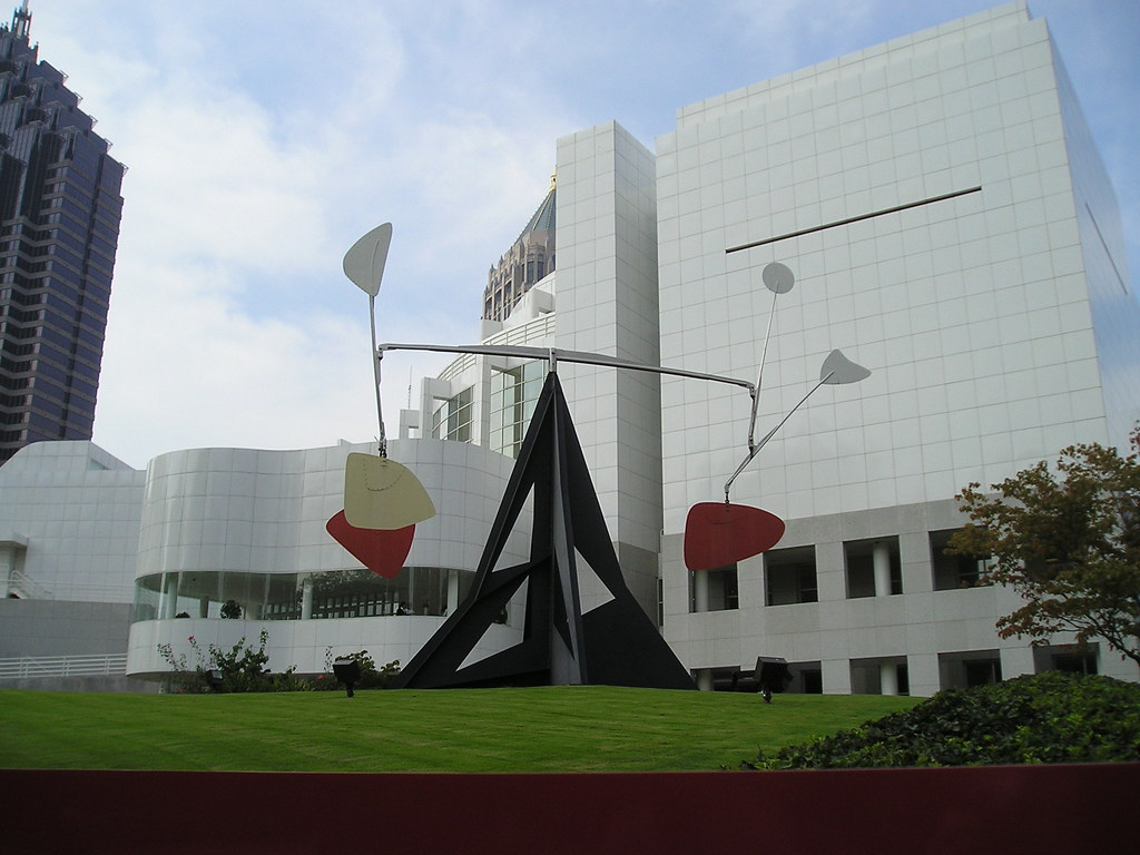 Calder at the High Museum