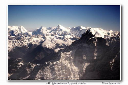 2005 nepal mountain may himalaya everest gauri sankar 8000 高山 尼泊爾 聖母峰