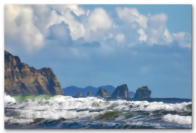 Y entonces llegué al Pacífico....