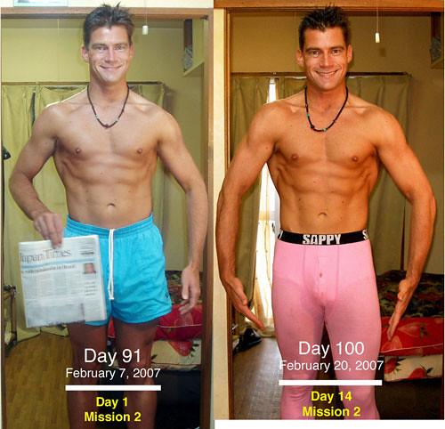 Ejemplo de como ponerse en forma en 3 meses taringa - Como ponerse en forma en un mes ...