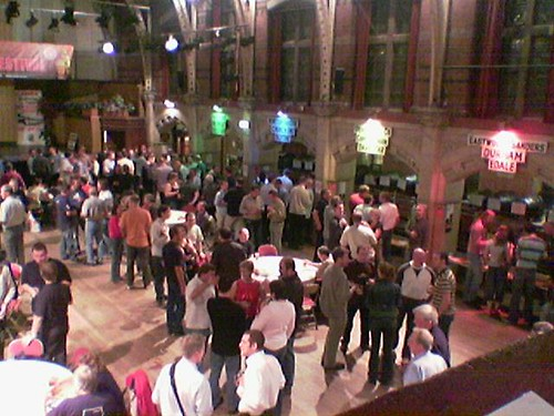 Main Hall , burton town hall