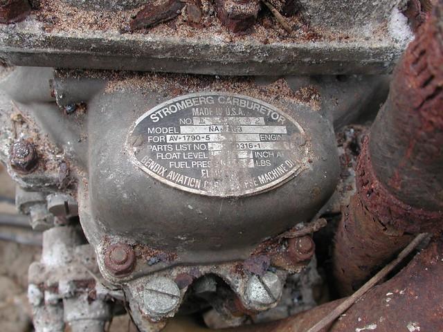 M-47 Stromberg carburetor | Islander | Flickr