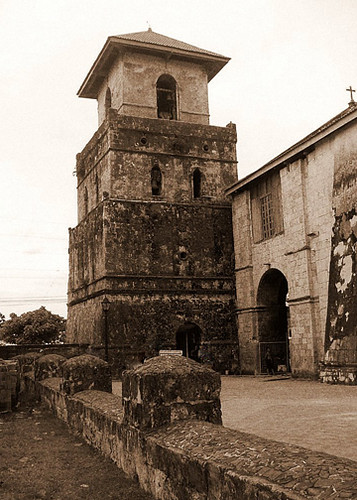 Baclayon Church Belfry