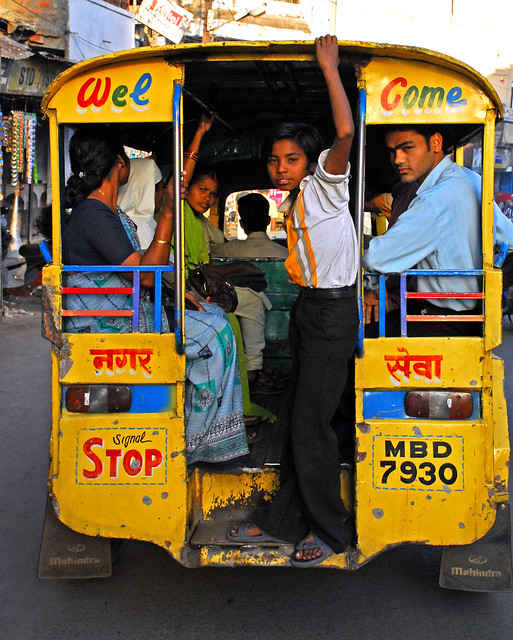 Talking transit bhopal