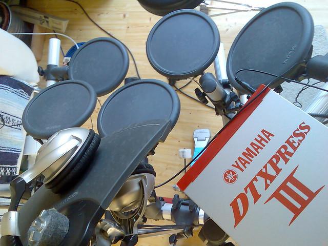 Yamaha Dtxpress  Manual