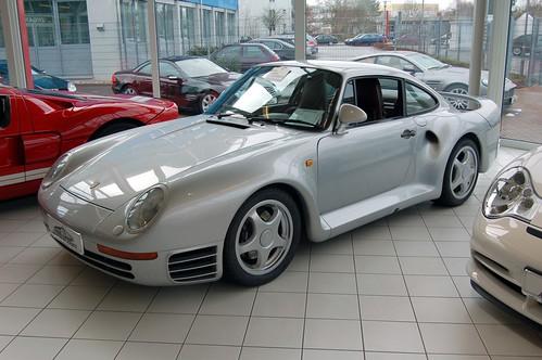 Porsche 959, 1988