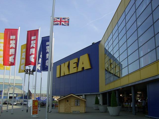 Ikea edmonton near tottenham a photo on flickriver for Ikea showroom near me