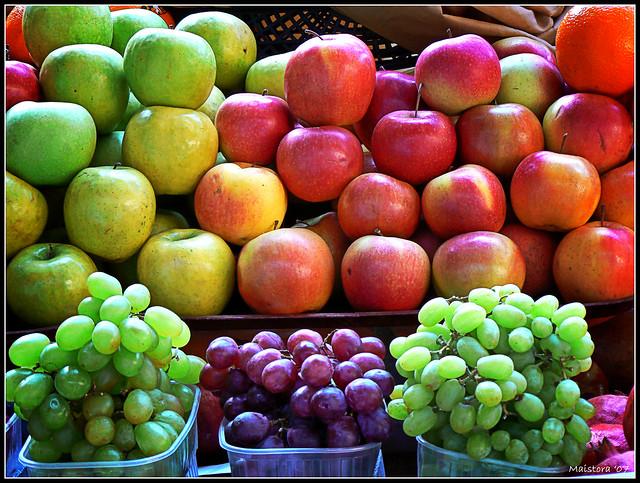 United Colours of Besarabskiy Market
