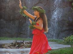 sports(0.0), performing arts(1.0), lady(1.0), dance(1.0), hula(1.0),